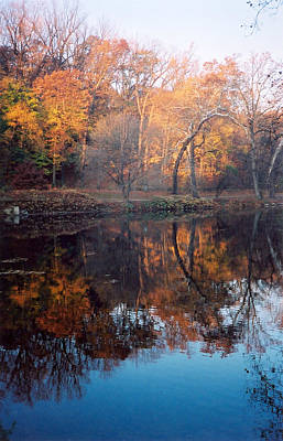 Photograph - Autumn Banks Of The Brandywine by Emery Graham