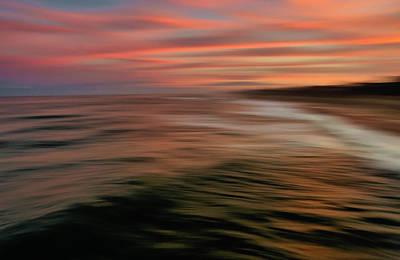 Photograph - Autumn Beach by David Kay
