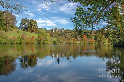 Photograph - Autumn Begins At Biltmore by Dale Powell