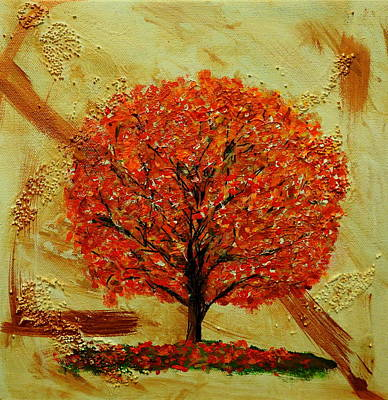 Painting - Autumn by Betty-Anne McDonald