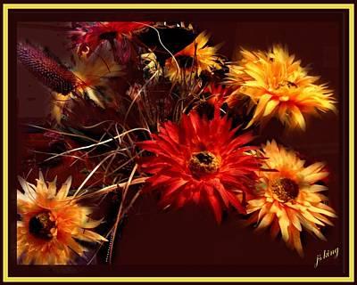 Superhero Ice Pops - Autumn Bouquet by Jacquie King