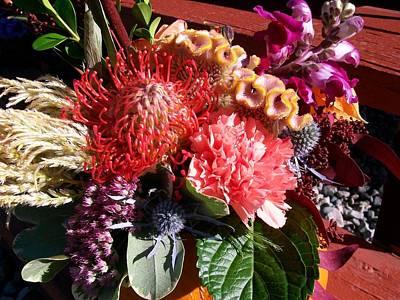 Photograph - Autumn Bouquet by Sharon Duguay