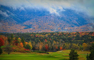 Photograph - Autumn Colors Of New Hampshire by Dan Sproul