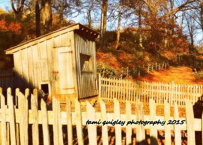 Photograph - Autumn Country by Tami Quigley