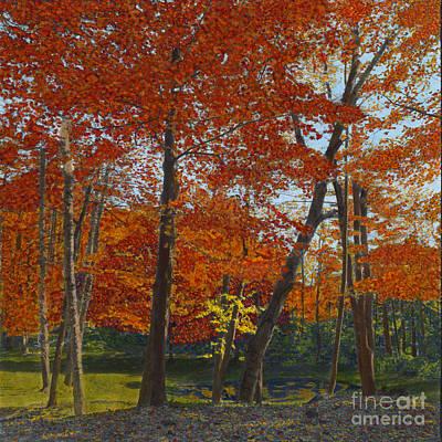 Autumn Dance Original