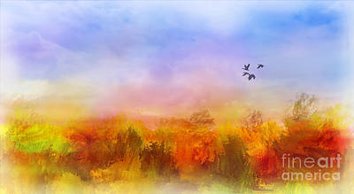 Photograph - Autumn Day by Judi Bagwell