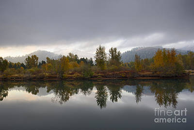 Photograph - Autumn Dream by Idaho Scenic Images Linda Lantzy