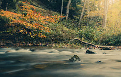 West Virginia Photograph - Autumn Dreamscape by Shane Holsclaw