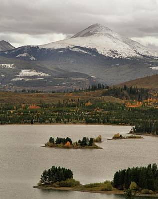 Photograph - Autumn Enters Breckenridge Colorado by Dan Sproul