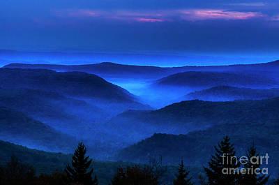 Photograph - Autumn Equinox Highland Dawn by Thomas R Fletcher