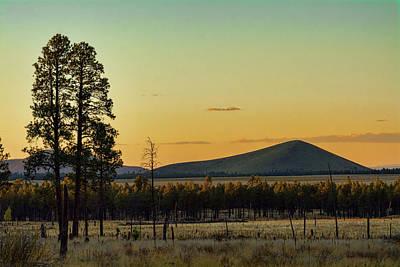 Photograph - Autumn Evening On The Mountain  by Saija Lehtonen