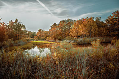 Photograph - Autumn Evening by Pete Federico