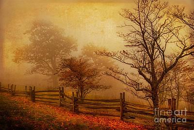 Photograph - Autumn Fall Colors 3 by Dan Carmichael