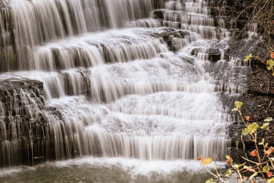 Photograph - Autumn Falls In Tennessee by Joni Eskridge