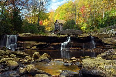 Photograph - Autumn Fantasia by Benedict Heekwan Yang