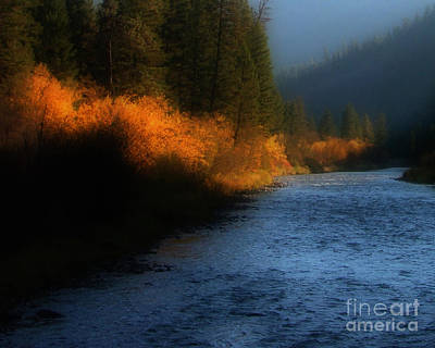 Photograph - Autumn Fire by Katie LaSalle-Lowery
