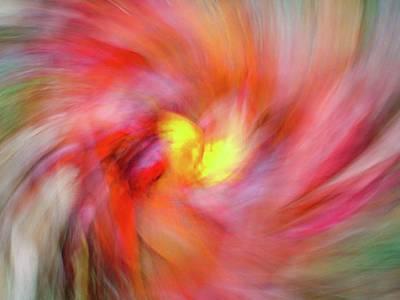 Autumn Foliage 11 Art Print
