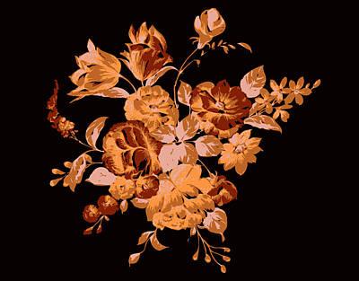 Seasonal Digital Art - Autumn Fresh by Georgiana Romanovna