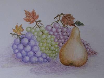 Autumn Gifts Art Print