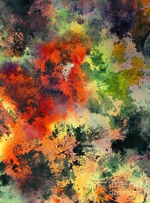 Painting - Autumn Glory by Hazel Holland