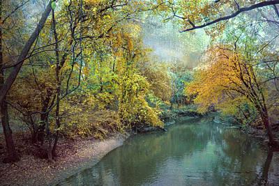 Photograph - Autumn Glory by John Rivera
