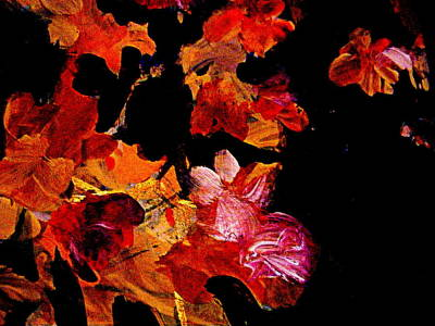 Painting - Autumn Glory by Nancy Kane Chapman