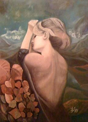 Painting - Autumn by Gyorgy Szilagyi