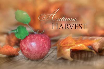 Digital Art - Autumn Harvest by Lori Deiter