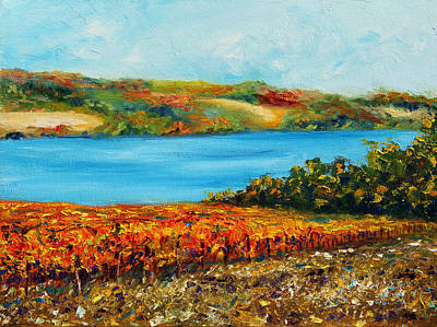 Painting - Autumn Harvest by Meaghan Troup
