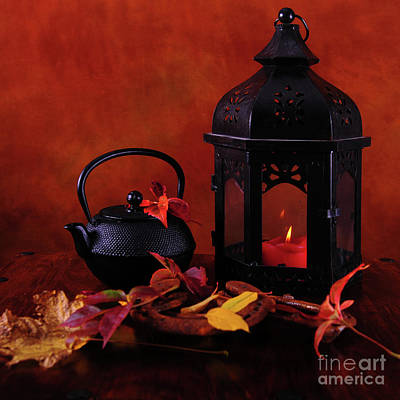 Photograph - Autumn Hygge by Randi Grace Nilsberg