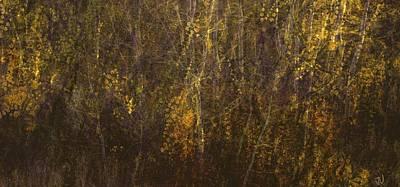Mixed Media - Autumn I by Jim Vance