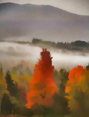 Painting - Autumn Impression by Dan Sproul