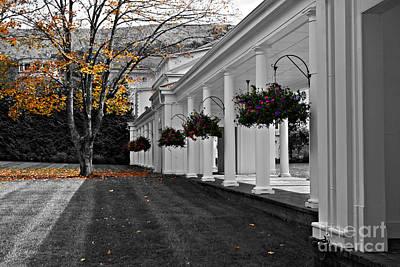 Photograph - Autumn In Bath County Virginia by Eric Liller