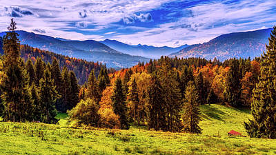 Photograph - Autumn In Bavaria by Pixabay