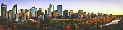 Photograph - Autumn In Calgary by Pixabay