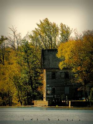 Photograph - Autumn In Danville by Gilbert Photography And Art