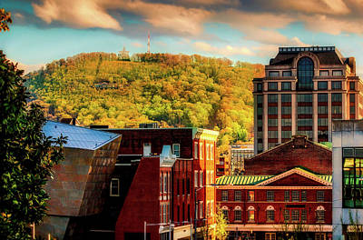 Photograph - Autumn In Roanoke by James DeMers