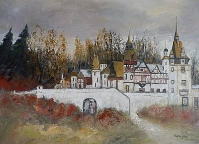 Autumn In Sinaia    Original