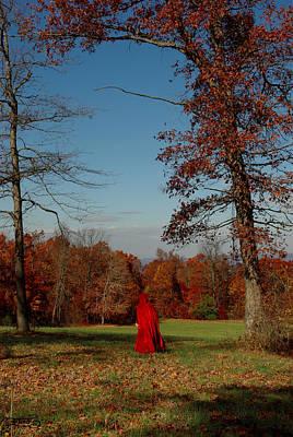 Photograph - Autumn Is A Journey by Alana  Schmitt