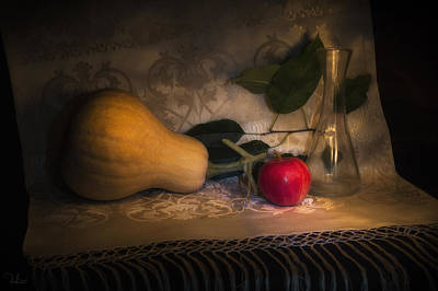 Photograph - Autumn Is Coming by Raffaella Lunelli