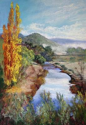 Painting - Autumn, Jamieson by Lynda Robinson