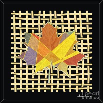 Autumn Leaf Original