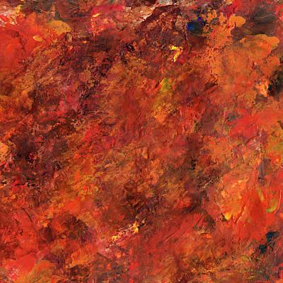 Painting - Autumn Leaves by Daniel Ferguson