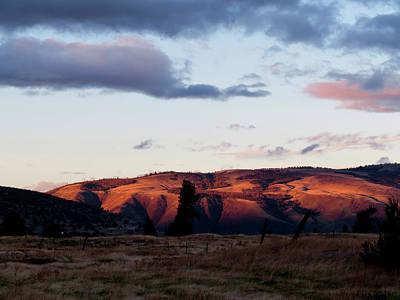 Photograph - Autumn Light by Jacqueline  DiAnne Wasson