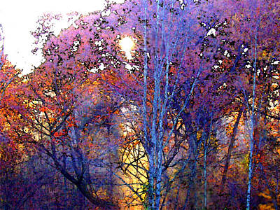 Painting - Autumn Majesty by Jane Schnetlage