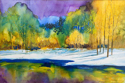 Autumn Majesty Art Print