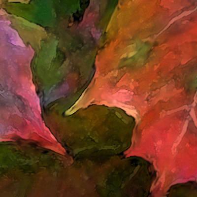 Autumn Moods 7 Art Print
