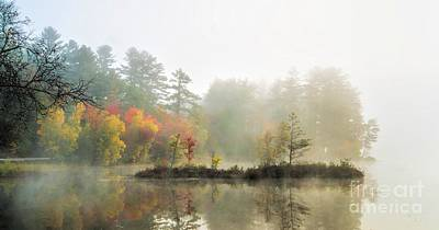 Photograph - Autumn Morning 2 by Christopher Mace