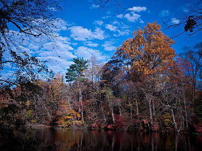 Photograph - Autumn Morning by Jim DeLillo