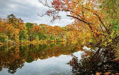 Autumn Nature Art Print